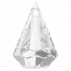 Swarovski Drop 6022 Raindrop 33mm Crystal